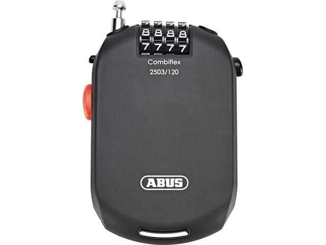 ABUS Combiflex 2503 Rolling Cable Lock Sikker kombinasjon